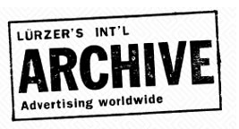 The Lürzer's Archive Magazine