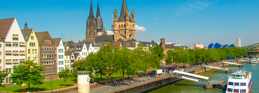 Alemania - Colonia