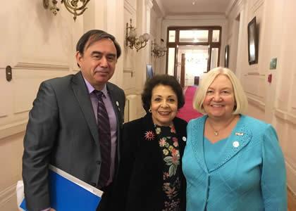 Colegio de Dentistas de Chile conmemora los 100 años de la Odontología