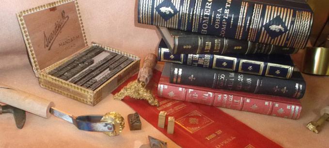 Diplomado Encuadernación artística, historia y métodos