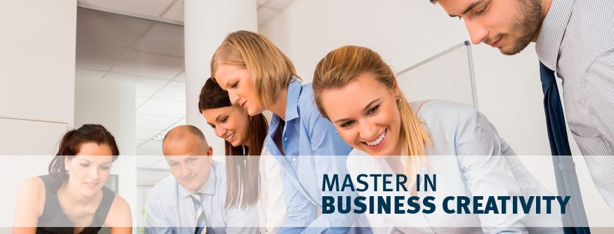 Master in Business Creativity