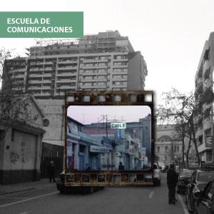 """Presentación de libro:  """"Cine Chileno en el Santiago del Apagón Cultural"""""""