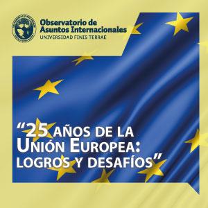 25 años de la Unión Europea: logros y desafíos