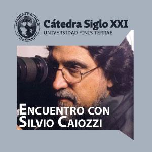 Encuentro con Silvio Caiozzi