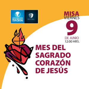 Mes de Junio: Mes del Sagrado Corazón de Jesús
