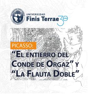 """Picasso: """"El entierro del Conde de Orgaz"""" y """"La Flauta Doble"""""""