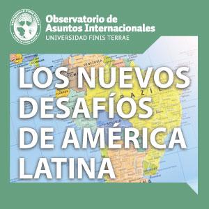 """Conversatorio """"Los nuevos desafíos de América Latina"""""""