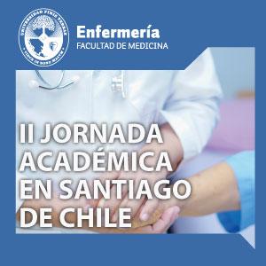 II Jornada académica en Santiago de Chile