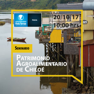 "Seminario  ""Patrimonio Agroalimentario de Chiloé"