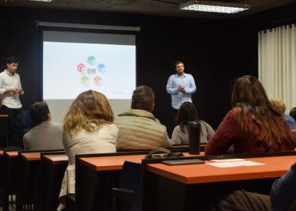 Con gran éxito, la Facultad de Arquitectura y Diseño realizó la charla de introducción a la metodología BIM