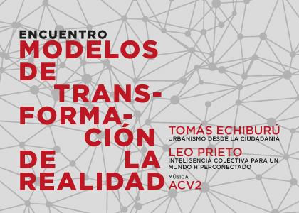 """Magíster en Ciudad organiza Encuentro """"Modelos de transformación de la realidad"""""""