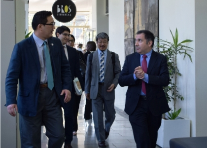 Primer Secretario de la Embajada de Japón dijo que acuerdo TPP es producto de las buenas relaciones diplomáticas con Chile