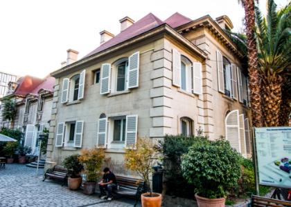 Conoce la historia de la Casa Vial, patrimonio urbano de la Región Metropolitana