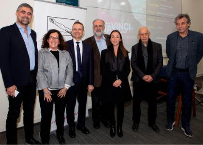 """A 500 años de la muerte de Da Vinci, Universidad Finis Terrae abrió Concurso Nacional """"Códice Pacífico 2019"""""""