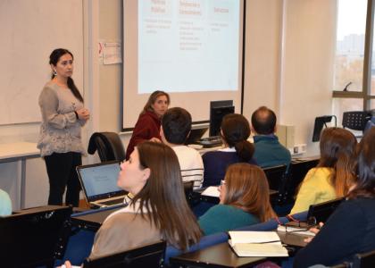 U. Finis Terrae fue sede de reunión de la Red Universitaria de Educación Continua