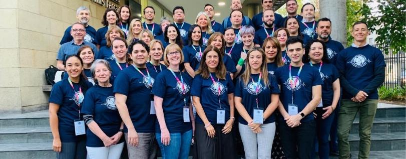 Con éxito de convocatoria se realizó la tercera versión del curso Internacional de Instructores en Simulación Clínica