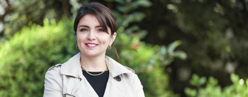 Dra. Sara Moreno es la nueva directora de la Escuela de Derecho de la U. Finis Terrae