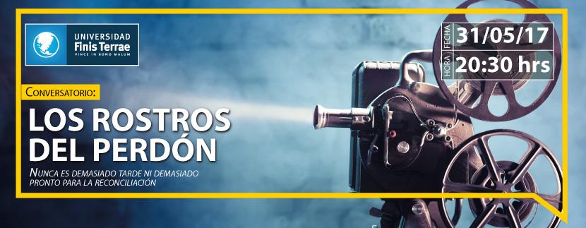 """Conversatorio """"Los Rostros del Perdón"""""""