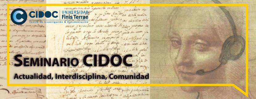 Seminario CIDOC: Actualidad, Interdisciplina, Comunidad