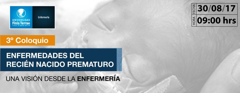 3er Coloquio: Enfermedades del recién nacido prematuro