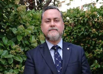 Académico de la Facultad de Derecho de la Universidad Finis Terrae, Pablo Alarcón Jaña, juró como juez titular del Tribunal de Contratación Pública