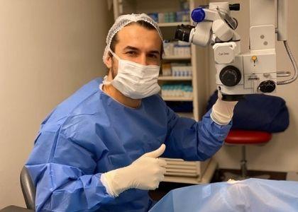 """Andreas Di Luciano: """"La pandemia ha sido un desafío, pero ha sido una experiencia nueva y gratificante"""""""