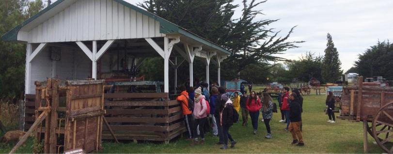 Escuela de Arquitectura realizó viaje de estudios a Punta Arenas