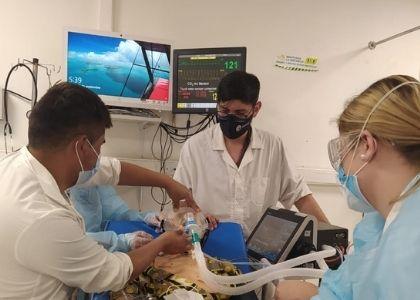 Centro de Simulación Clínica retoma actividades presenciales