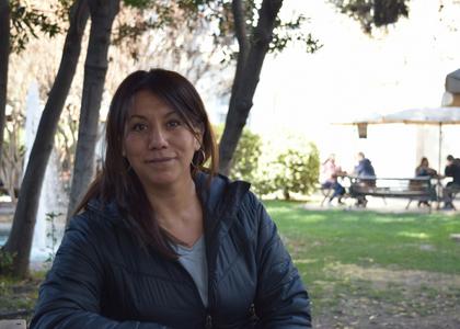"""Clara Fuentes: """"Estoy orgullosa y feliz de haber cumplido 21 años trabajando en la Universidad"""""""