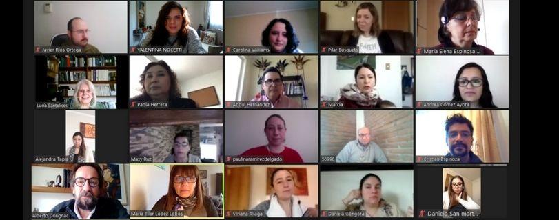 En modalidad online: Escuela de Enfermería realizó Claustro Docente