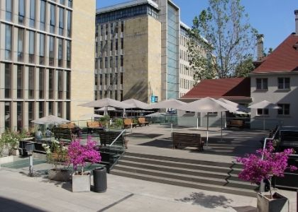 U. Finis Terrae e Instituto Superior Alemán de Comercio firman convenio de admisión para las carreras de la Facultad de Economía y Negocios