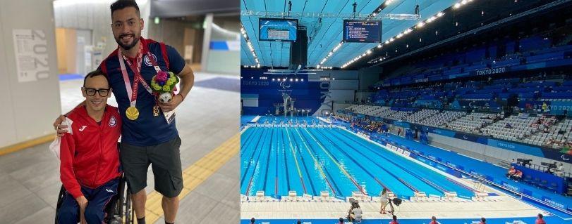 """Cristian Espíndola: """"Ser mejor es invertir mi tiempo y energías para que mis deportistas puedan mejorar"""""""