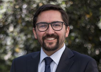 Director de Postgrados de la Facultad de Derecho, Alejandro Leiva, se incorporó al Instituto de Ciencias Penales