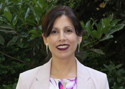 Directora de la Escuela de Derecho de la Universidad Finis Terrae, Ángela Arenas, es electa como directora de la Sociedad de Geriatría y Gerontología de Chile