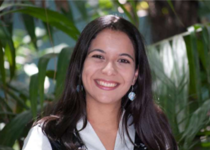 Doctora Karla Quintero Bonilla expuso los aportes de la geoquímica forense en casos medioambientales, en seminario organizado por la Facultad de Derecho U. Finis Terrae