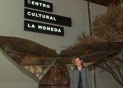 Egresada de Artes Visuales expone en Centro Cultural La Moneda