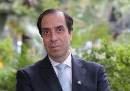 El Mercurio | rector Cristian Nazer abordó los desafíos que tendrán las universidades pospandemia