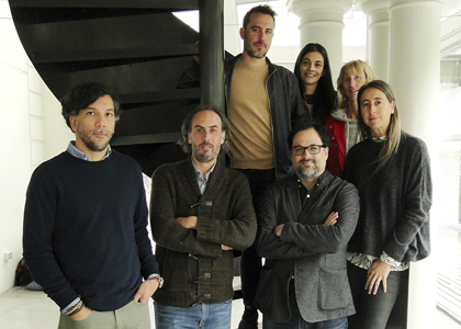 Conociendo a nuestros equipos: Escuela de Arquitectura, diversa, cercana y abierta a los desafíos