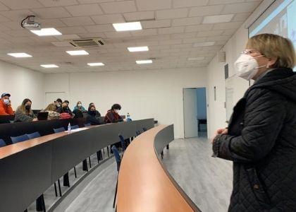 Estudiantes de la Facultad de Ingeniería ayudan a promover servicios digitalizados a Municipalidad de Providencia