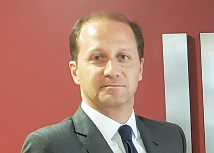 Fiscal nacional económico, Ricardo Riesco, inauguró segunda versión de diplomado Nuevas Tendencias en Libre Competencia de la Facultad de Derecho U. Finis Terrae