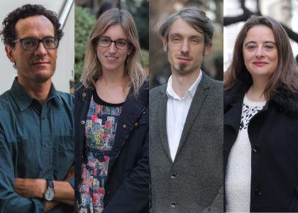 Tres proyectos de investigación Fondecyt de Iniciación y uno Regular encabezan académicos de la Facultad de Humanidades y Comunicaciones U. Finis Terrae
