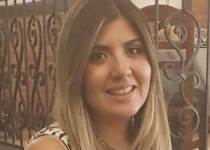 """Geovana Carvajal: """"Uno puede marcar la vida de las personas a las que atendemos"""""""