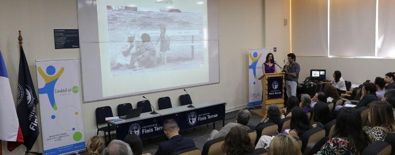 """Dra. Hayley Berman: """"En Chile hay que generar espacios para pensar y no solo responder a través de la violencia"""""""