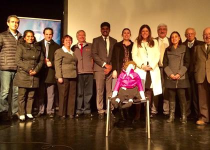 Con éxito culminó II Congreso internacional en Seguridad del Paciente realizado en la U. Finis Terrae