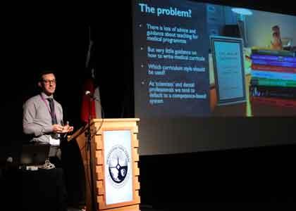 III Congreso ACHEO abordó desafíos de la formación integral universitaria para futuros cirujanos dentistas