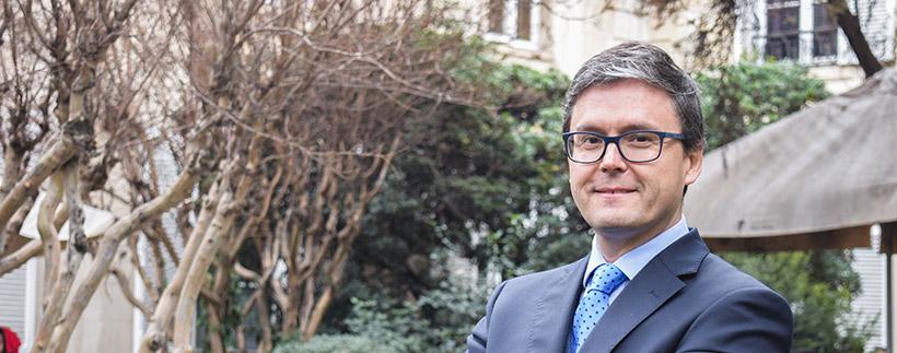 Dr. Ignacio Covarrubias asume como nuevo Decano de la Facultad de Derecho