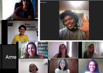 45 estudiantes extranjeros eligieron la U. Finis Terrae para realizar su intercambio online