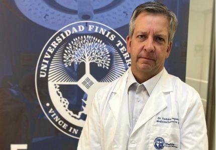 La Tercera | Dr. Tomás Regueira realizó un llamado a la población a vacunarse contra el COVID-19