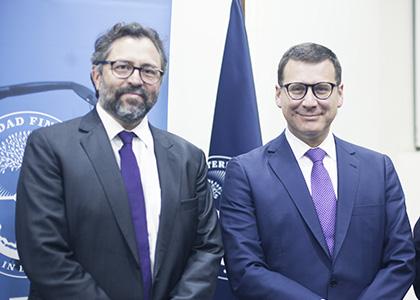Con ponencia del Dr. Jaime Arancibia se inicia el lanzamiento del Diplomado en Nuevas Tendencias de Libre Competencia de la U. Finis Terrae