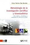 METODOLOGÍA DE LA INVESTIGACIÓN CIENTÍFICA Y BIOESTADÍSTICA.